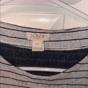 J. Crew Tops - J Crew Striped Tank Top Size XXSmall